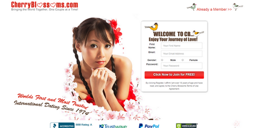 Asian dating online review