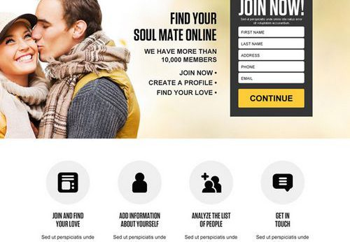 Soul kiss dating site